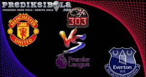 Prediksi Skor Manchester united Vs Everton 5 April 2017