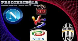 Prediksi Skor Napoli Vs Juventus 3 April 2017