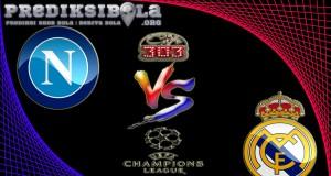Prediksi Skor Napoli Vs Real Madrid 8 Maret 2017