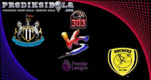 Prediksi Skor Newcastle United Vs Burton Albion 6 April 2017