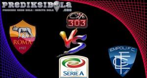 Prediksi Skor Roma Vs Empoli 2 April 2017