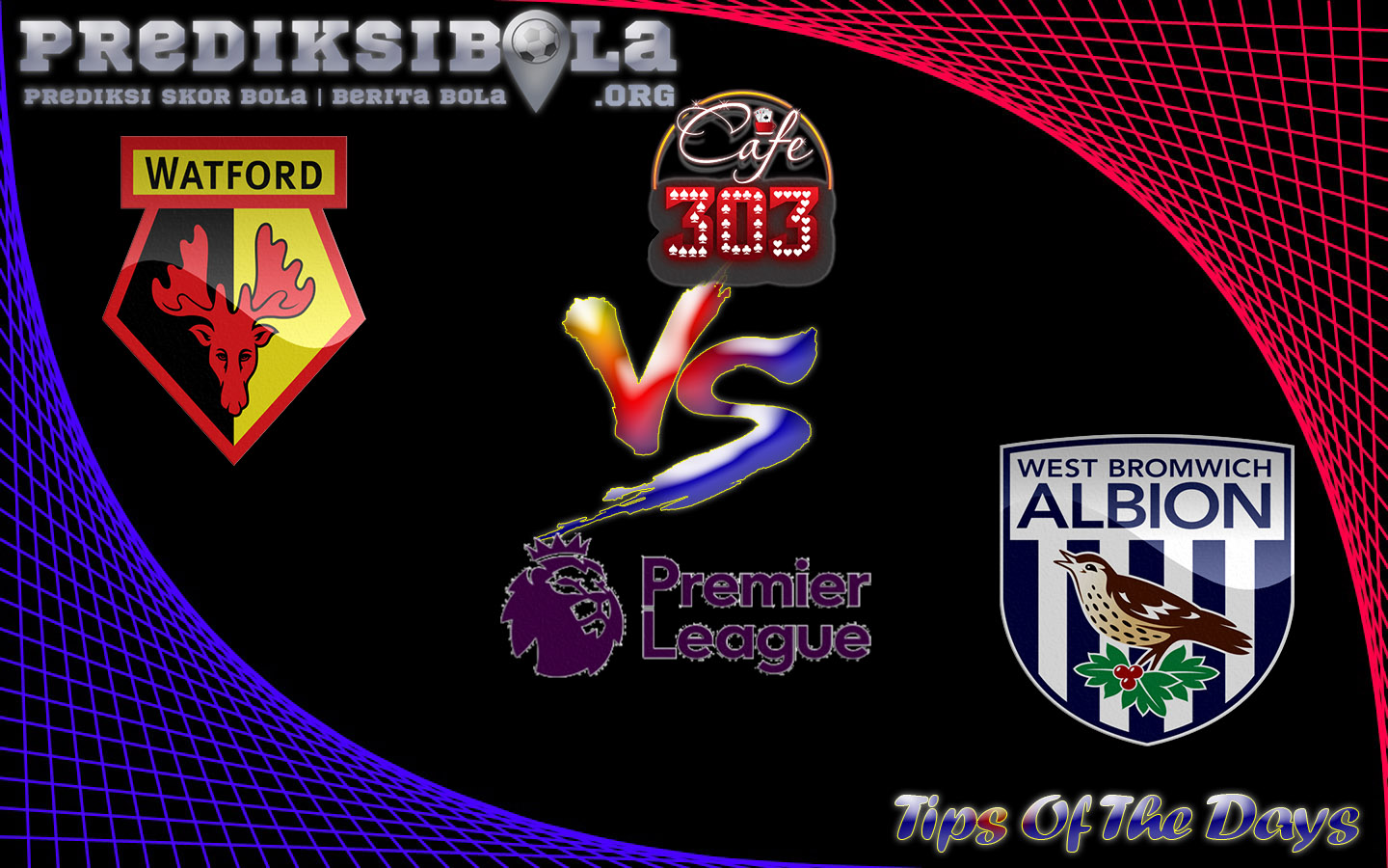 Prediksi Skor Watford Vs West Bromwich Albion 5 April 2017