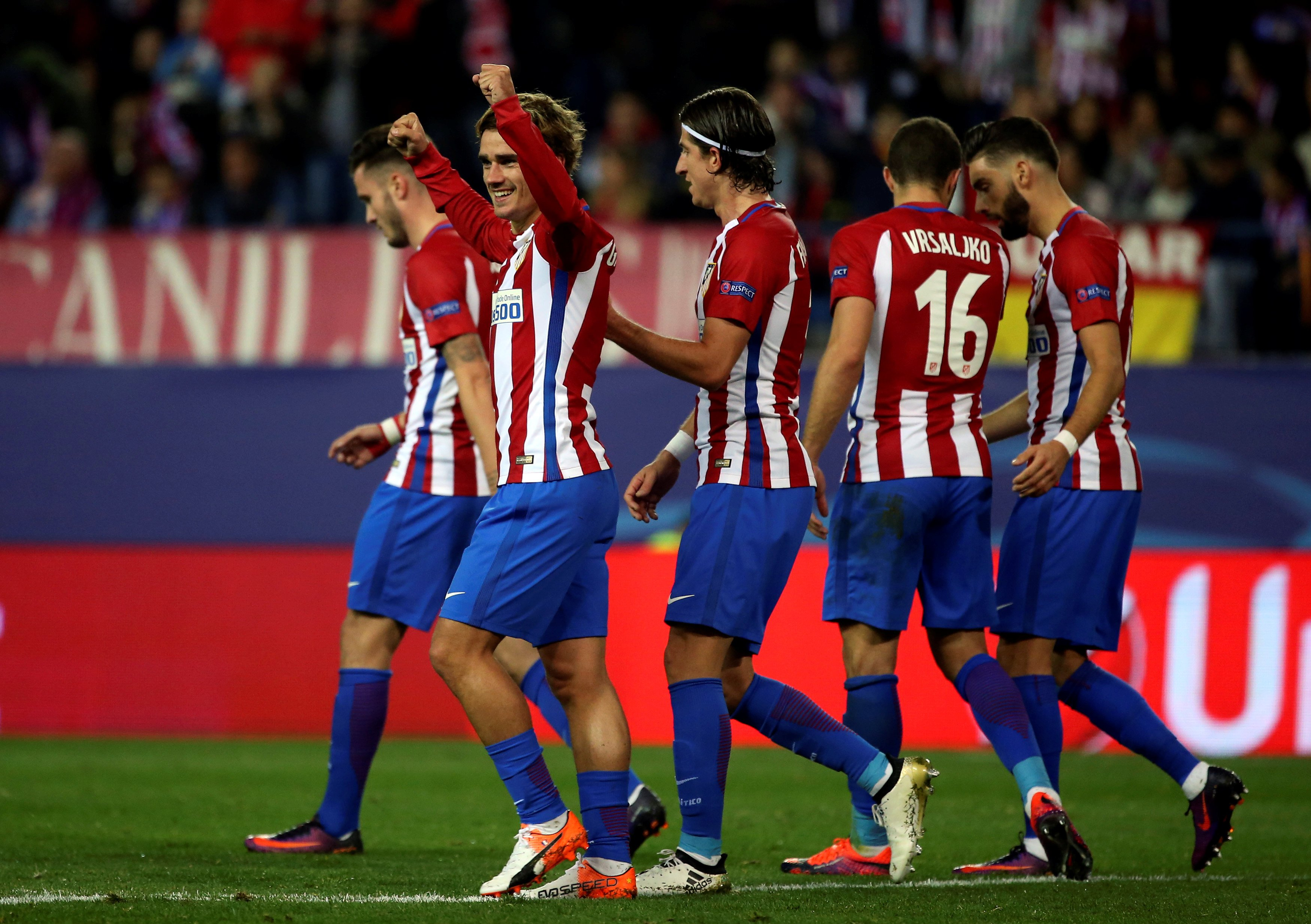 Atletico Madrid Football
