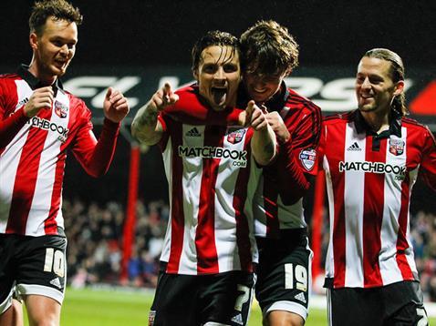Brentford Football Team