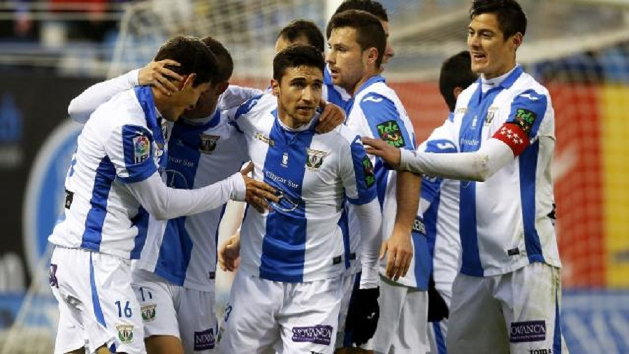 Leganes Football Team