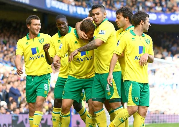 Norwich City Football Team