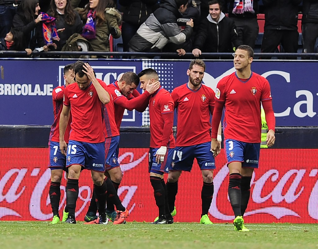 Osasuna football Team