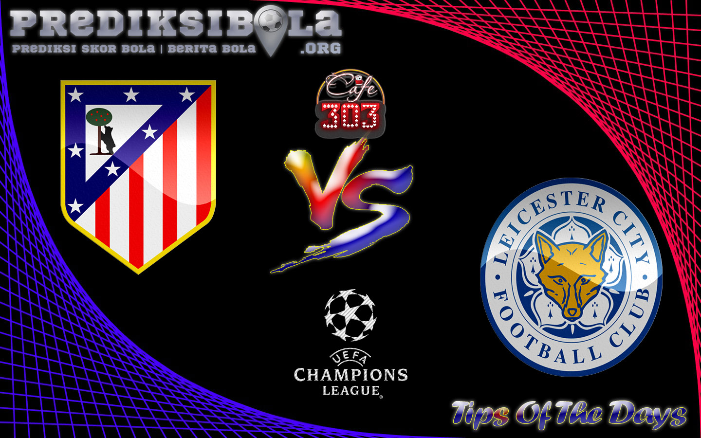 Prediksi Skor Atletico Madrid Vs Leicester City 13 April 2017