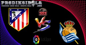 Prediksi Skor Atletico Madrid Vs Real Sociedad  5 April 2017