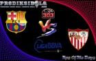 Prediksi Skor Barcelona Vs Sevilla 6 April 2017