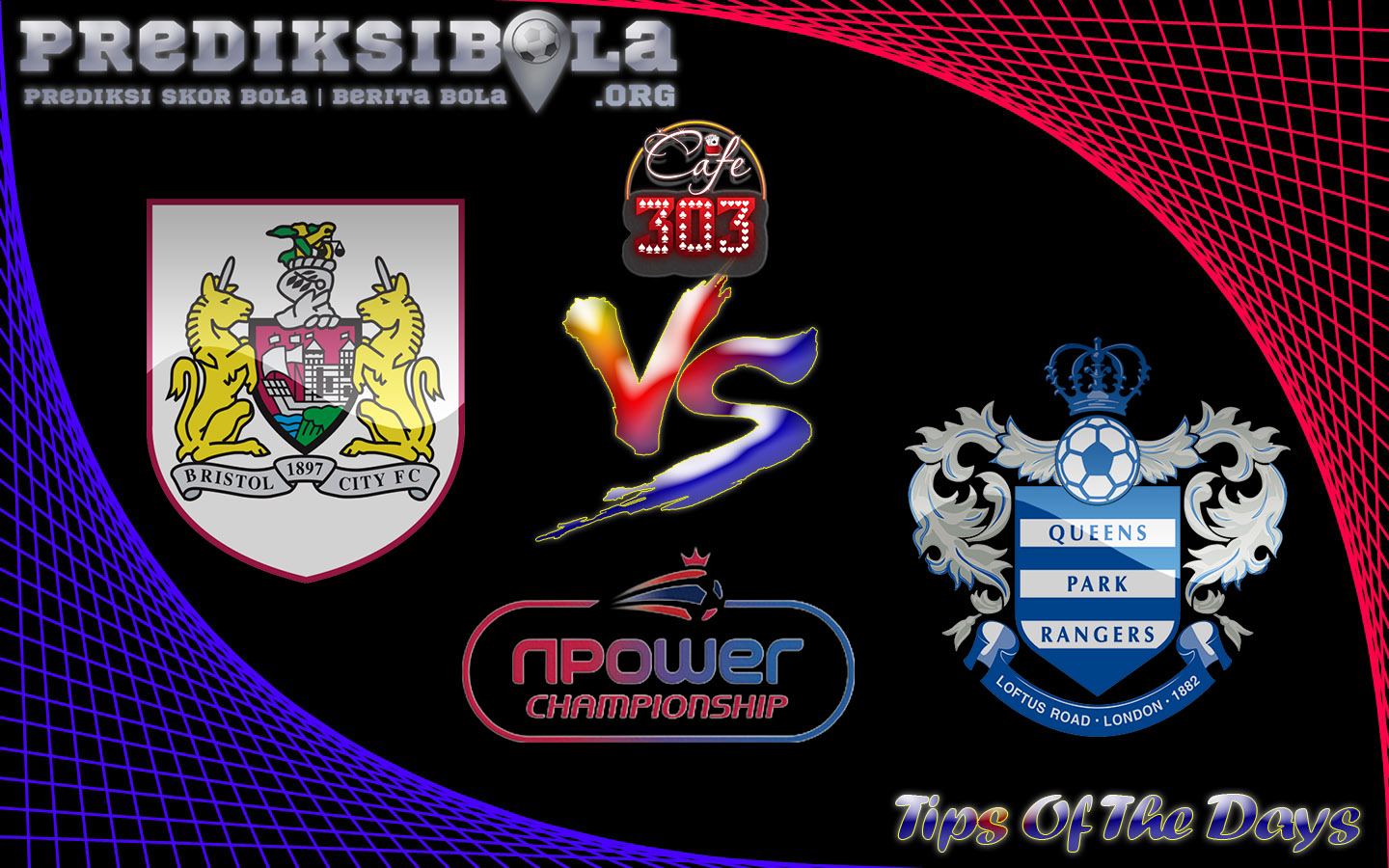 Prediksi Skor Bristol City Vs Queen Park Rangers 14 April 2017