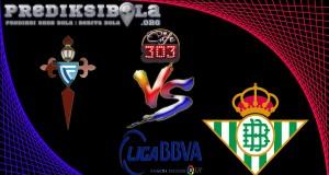 Prediksi Skor Celta De Vigo Vs Real Betis 23 April  2017