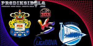 Prediksi Skor Las Palmas Vs Deportivo Alaves 2 April  2017