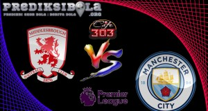 Prediksi Skor Middlesbrough Vs Manchester City 30 April  2017