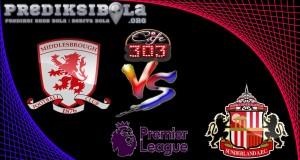 Prediksi Skor Middlesbrough Vs Sunderland 27 April  2017