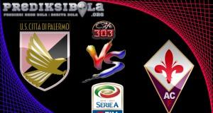 Prediksi Skor Palermo Vs Fiorentina 30 April  2017