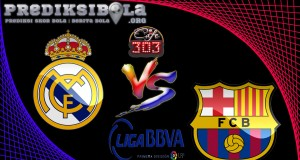Prediksi Skor Real Madrid Vs Barcelona 24 April  2017