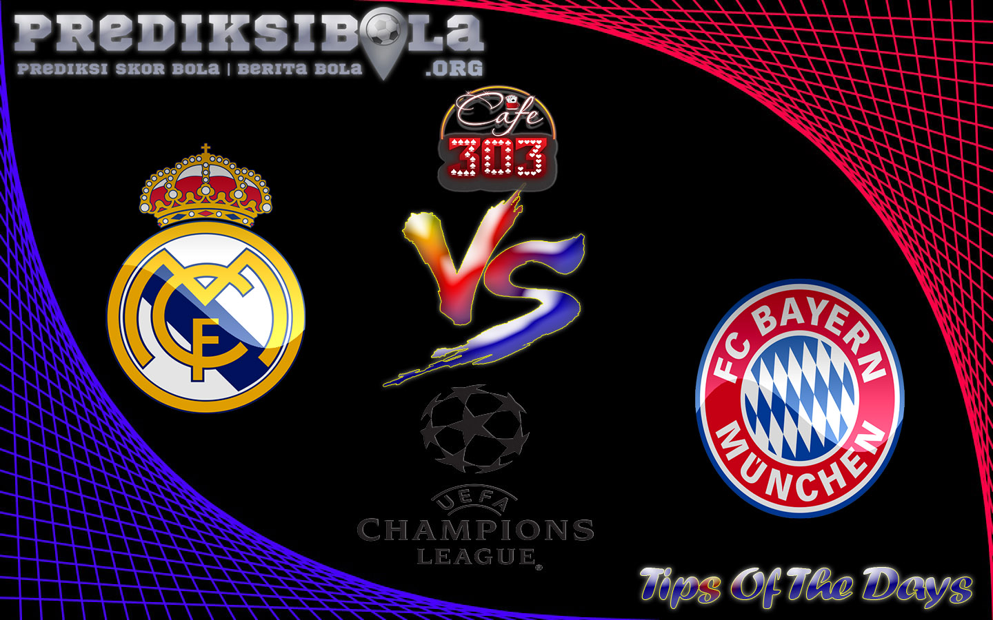 Prediksi Skor Real Madrid Vs Bayer Munchen 19 April 2017