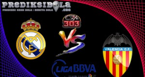Prediksi Skor Real Madrid Vs Valencia 29 April  2017