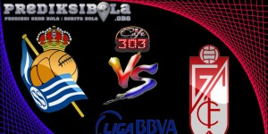 Prediksi Skor Real Sociedad Vs Granada 29 April  2017