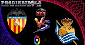 Prediksi Skor Valencia Vs Real Sociedad 27 April  2017