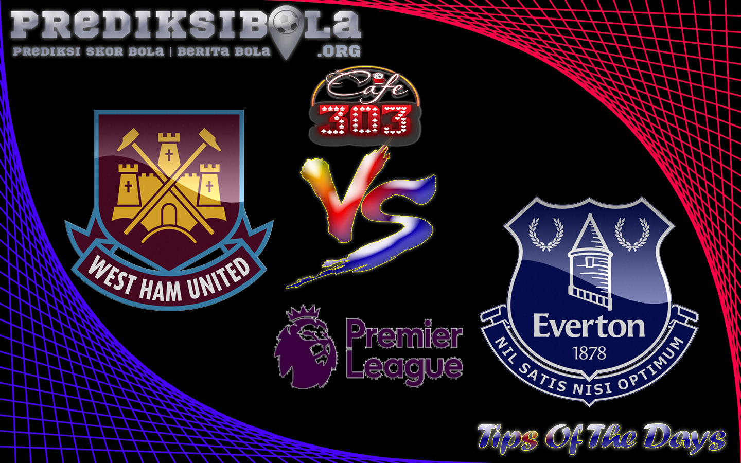 Prediksi Skor West Ham United Vs Everton 22 April  2017