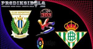 Prediksi Skor Leganes Vs Real Betis 9 Mei  2017
