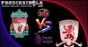 Prediksi Skor Liverpool Vs Middlesbrough 21 Mei  2017