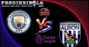 Prediksi Skor Manchester City Vs West Bromwich Albion 17 Mei  2017