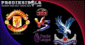 Prediksi Skor Manchester United Vs Crystal Palace 21 Mei  2017