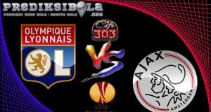 Prediksi Skor Olympique Lyonnais Vs Ajax 12 Mei  2017