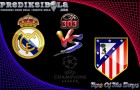Prediksi Skor Real Madrid Vs Atletico Madrid 3 Mei  2017