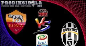 Prediksi Skor Roma Vs Juventus 15 Mei  2017