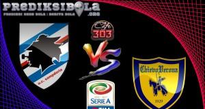 Prediksi Skor Sampdoria Vs Chievo 14 Mei  2017