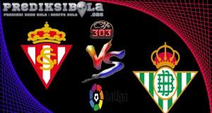 Prediksi Skor Sporting Gijon Vs Real Betis 20 Mei  2017