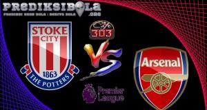 Prediksi Skor Stoke City Vs Arsenal 13 Mei  2017