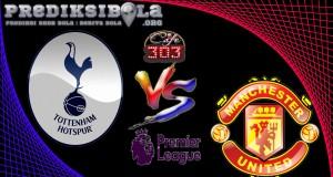 Prediksi Skor Tottenham Hotspur Vs Manchester United 14 Mei  2017