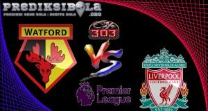 Prediksi Skor Watford Vs Liverpool 2 Mei  2017