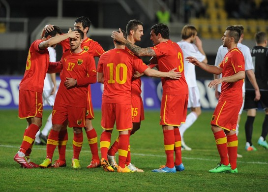 Fyr Macedonia Football Team