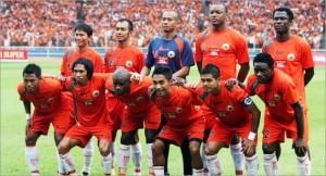 Persija Football Team
