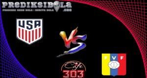 Prediksi Skor Amerika Vs Venezuela 4 Juni 2017