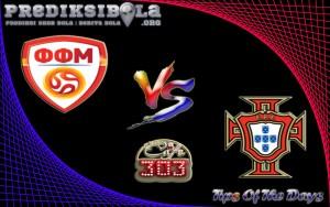 Prediksi Skor FYR Macedonia u21 Vs Portugal U21 24 Juni 2017