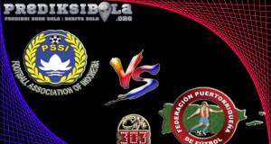 Prediksi Skor Indonesia Vs Puerto Rico 13 Juni  2017