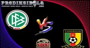 Prediksi Skor Jerman Vs Cameroon 25 Juni 2017