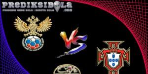 Prediksi Skor Russia Vs Portugal 21 Juni 2017