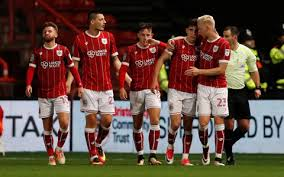 BRISTOL CITY 22 team football 2017