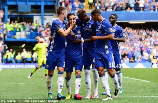 "TIM CHELSEA FOOTBALL 2017 ""width ="" 542 ""height ="" 352 ""/> </p> <p style="