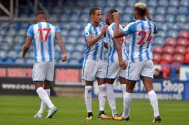 HUDDERSFIELD TOWN TEAM FOOTBALL 2017