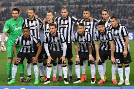 JUVENTUS TEAM FOOTBALL 2017