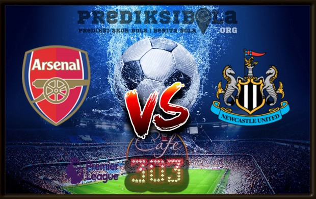 Prediksi Skor ARSENAL Vs NEWCASTLE UNITED 16 December 2017 oke